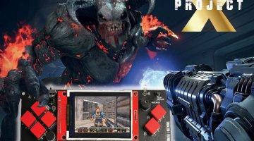 VIDI Project X #94: Retro gaming konzola