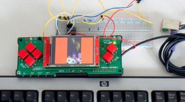 Vidi Project X #88: Tipkovnica na VIDI-X mikroračunalu