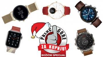 Božićni palac gore za kupnju: Pametni satovi