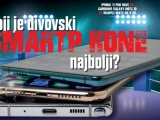 Test najboljih mobitela: iPhone 11 Pro Vs Galaxy Note 10 Vs Huawei Mate 20 X