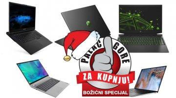 Božićni Palac gore za kupnju- Koji laptop kupiti