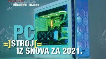 PC Stroj iz snova za 2021.