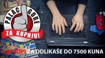 Palac gore za kupnju: Laptopi za uspješne školarce do 7.500 kuna