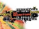 Profesionalni 32-inčni 4k monitori za obradu slika i videa