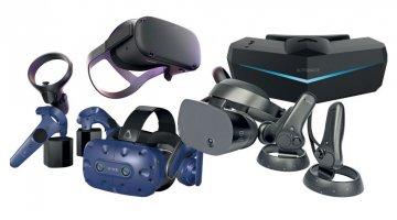 Test VR headsetova: Što se sve može naći na VR placu