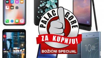 Božićni vodič za kupnju: Koji flagship pametni telefon odabrati