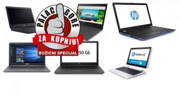 Božićni vodič za kupnju: koji laptop odabrati do 3500 kn