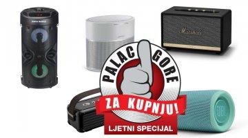 Palac gore za kupnju: Top 5 bluetooth zvučnika