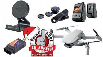 Božićni palac gore za kupnju - Gadgeti za predblagdansku kupnju