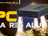 Shuttle DH370 mini PC