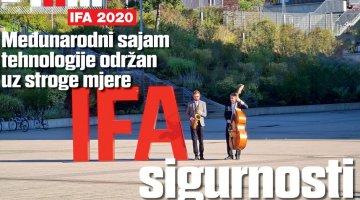 IFA 2020: Posjetili smo tehnološki sajam inovacija